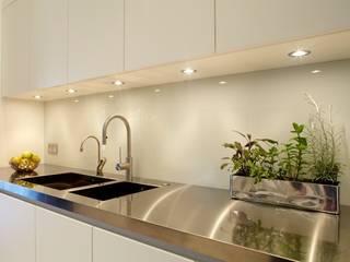 New Crane Wharf TLA Studio Moderne Küchen