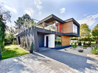 Haus W in  Rottenburg:  Häuser von m3 architekten