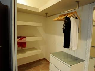 غرفة نوم تنفيذ LB Design e Allestimenti