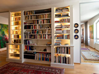 Study/office by Elke Altenberger Interior Design & Consulting
