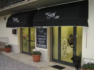 Luca Bucciantini Architettura d' interni Eclectic style offices & stores