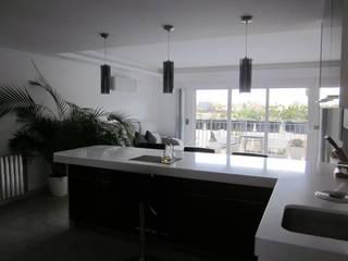 Casas de estilo  por Empresa constructora en Madrid