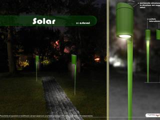 Solar:  in stile  di Luca Centofante Design Studio