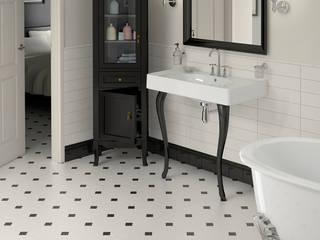 Phòng tắm theo Equipe Ceramicas, Kinh điển
