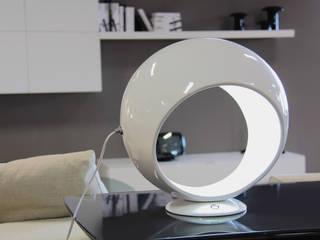 LED SPHERE Luca Centofante Design Studio SoggiornoIlluminazione
