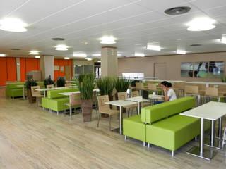 Modern gastronomy by Laurence Boudet Architecture d'intérieur et décoration Modern