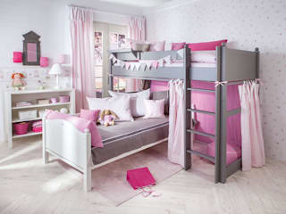 Projekty,  Pokój dziecięcy zaprojektowane przez kinder räume ag