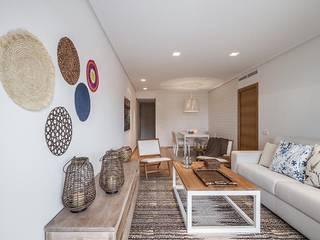 Laura Yerpes Estudio de Interiorismo Living room