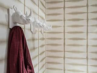 mediterranean Bathroom by Laura Yerpes Estudio de Interiorismo