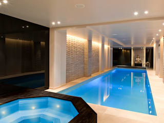 Pool and Spa Renovation Moderne Pools von London Swimming Pool Company Modern