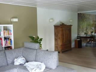 Wohnen - nachher:  Wohnzimmer von neue innenarchitektur