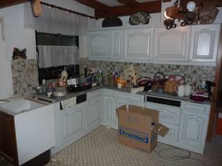 Küche -vorher:  Küche von neue innenarchitektur