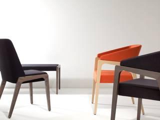 area44 studio Living roomStools & chairs