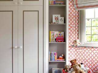 Eclectic style nursery/kids room by homify Eclectic