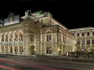Vienna State Opera by podpod design