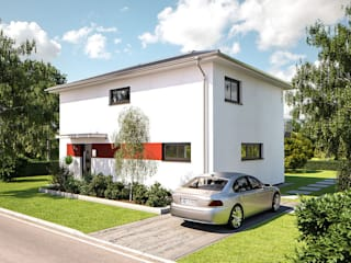 Top Star S 170 Eingang:  Häuser von Hanlo Haus