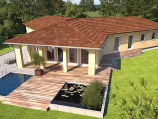 Top Star 212 Garten:  Häuser von Hanlo Haus