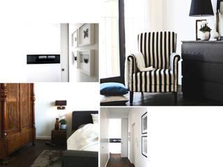 Büro VonSchöngestalt Modern style bedroom
