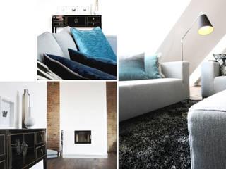 Büro VonSchöngestalt Salon moderne
