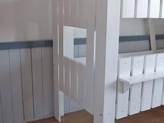 Habitaciones infantiles de estilo  por Dannenfelser Kindermöbel GmbH