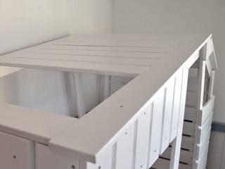 Ein Traum für Kinder - unser Hüttenbett STRANDHAUS:   von Dannenfelser Kindermöbel GmbH