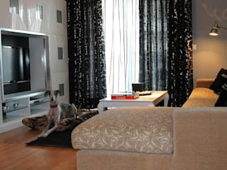 Modern Living Room by Paco Escrivá Muebles Modern
