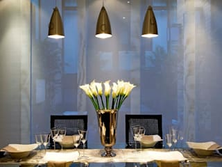 Dining room by kt-id , Modern