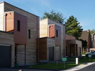Lievin Casas modernas: Ideas, imágenes y decoración de 2424 ARQUITECTURA Moderno