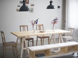 homify Gastronomia in stile scandinavo