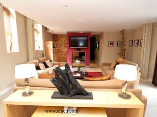 CONTEMPORARY LIVING Modern living room by 2A Design Modern