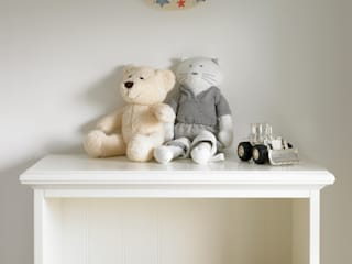 Little LEIVARS Eclectic style nursery/kids room by LEIVARS Eclectic