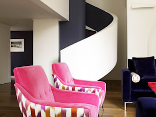 Battersea: eclectic Living room by LEIVARS