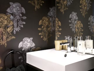 Marylebone LEIVARS Modern bathroom