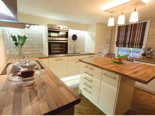 Dapur oleh 2A Design, Modern
