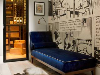 Wimbledon LEIVARS Modern Living Room