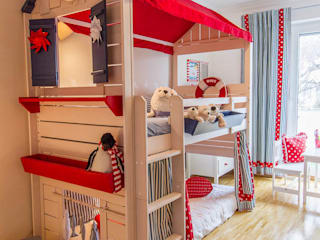 Münchner HOME STAGING Agentur Scandinavian style nursery/kids room