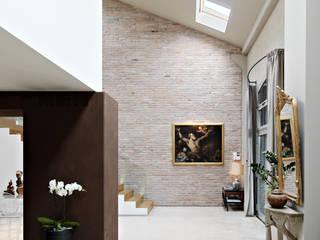 Minimalistische Wohnzimmer von battistellArchitetti Minimalistisch