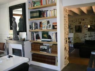 Bureau Salon moderne par mia casa Moderne