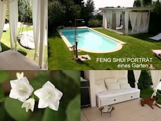 Poolhaus:  Pool von Feng Shui Meisterin