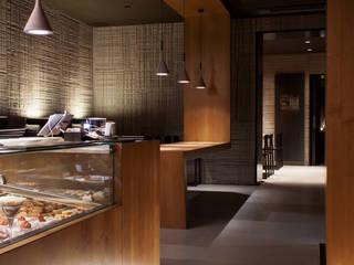Gastronomía de estilo moderno de G. Giusto - A. Maggini - D. Pagnano Moderno