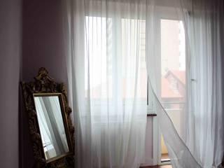Casa claudia, genova Camera da letto eclettica di ALESSANDRA ALFIERI ARCHITETTO Eclettico