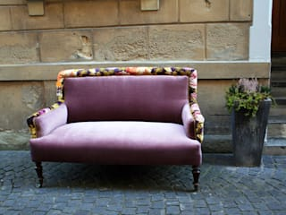 Ute Günther wachgeküsst 客廳沙發與扶手椅