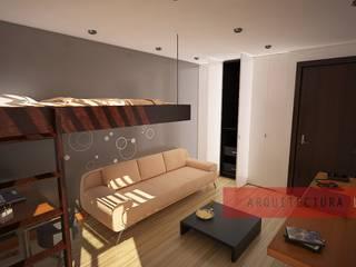 Remodelaciones Dormitorios modernos de Arquitectura Libre Moderno