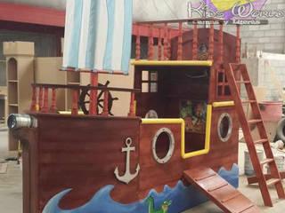 Kids Wolrd- Recamaras Literas y Muebles para niños Klasik