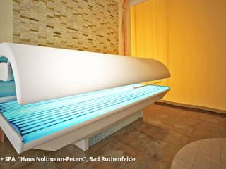"""Schwimmbadsanierung und neue Innenarchitektur im Hotel """"Noltmann-Peters"""" - Bad Rothenfelde:  Hotels von GID│GOLDMANN - Innenarchitekt in Sehnde"""