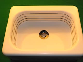 horizontal pinstripe hand basin:   by srb enginering 2000 ltd