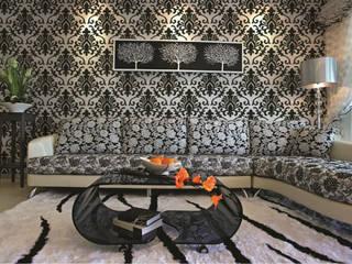 Salas / recibidores de estilo  por Interior 3, Clásico