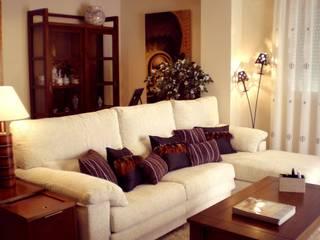Ruang Keluarga Gaya Kolonial Oleh Paco Escrivá Muebles Kolonial