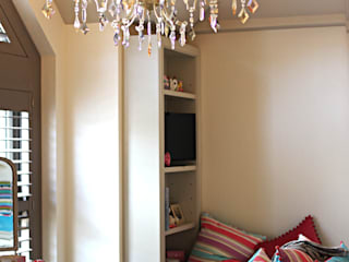 Luxury crystal chandelier: eclectic Bedroom by Asco Lights