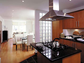 Verona Court, Chiswick, London: classic Kitchen by 4D Studio Architects and Interior Designers